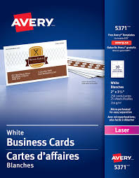 Avery 5871 Business Cards Business Card Template Avery Business Card Template Word Free
