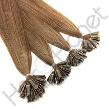 hair extensions nail tip pre bonded human hair extensions
