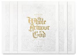 armour of god poster u2013 white kevin cantrell studio