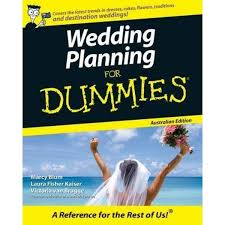 weddings for dummies booktopia wedding planning for dummies australian edition for