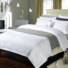 full image for solid white duvet covers solid white duvet cover queen five stars hotel 100