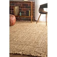Brown Area Rugs Beachcrest Home Elana Woven Brown Area Rug Reviews Wayfair
