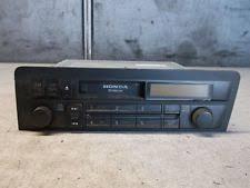 2002 honda civic radio vintage car truck radio speaker systems for honda ebay