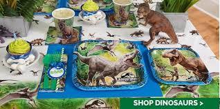 dinosaur birthday party supplies jurassic world birthday party ideas busy