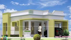 box type single floor home plan kerala home design and floor plans