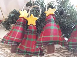 christmas tree ornaments filled with balsam fir