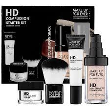 make up for ever hd plexion starter kit sephora makeup coloriq