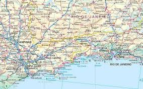 city map of brazil melbourne map centre brazil regions