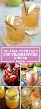 thanksgiving beverage 14 best fall cocktails for thanksgiving recipes for easy