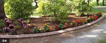 Decorative Landscaping Custom Landscape Borders Maryland Curbscape