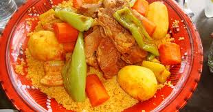 cuisine maghrebine recette couscous tunisien 750g