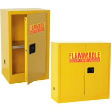 Yellow Flammable Storage Cabinet Flammable Storage Cabinets At Global Industrial