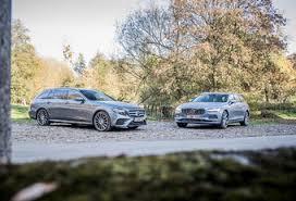 Comparatif Si E Auto B Mercedes Classe E Essai Moniteur Automobile