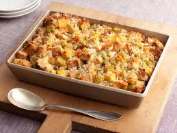 thanksgiving recipes food network three bread stuffing recipe sandra dee thanksgiving and the o