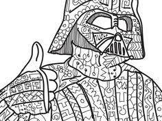 star wars coloring picture printables star