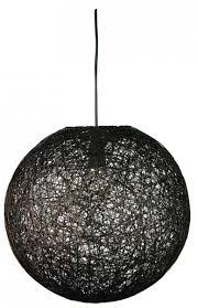 brown pendant light pendant light spherical ball in brown or white b22 kono oriel