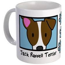 cafepress anime jack russell terrier mug unique coffee mug