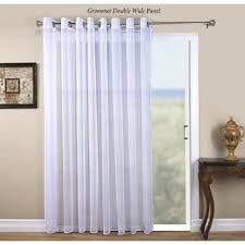 Slider Door Curtains Sliding Patio Door Curtains Wayfair