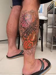 leg tattoos for men 20 mind blowing leg tattoos for men