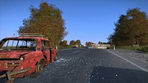 Dayztv Map Dayz 0 57 Map Changes Road Barriers Part 2 Dayz Tv