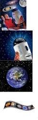 home planetarium projector telescope astronomy space planet map