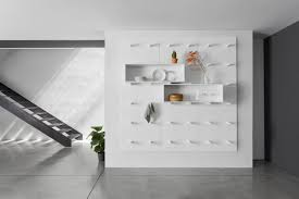modular wall storage