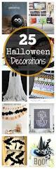 Ways To Decorate For Halloween 25 Halloween Decoration Ideas Crazy Little Projects