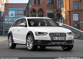 audi usa releases a4 allroad pricing and details quattroworld