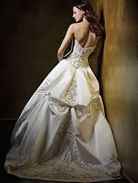 designer wedding dresses 2011 fancy white wedding dress designs with fold wedding dress