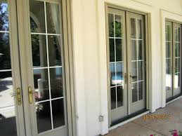 french door with screens best ideas about exterior french patio