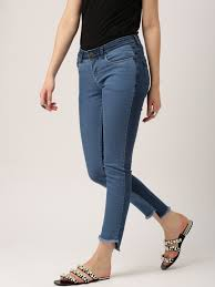 jeans for women buy ladies black denim jeans online in india