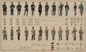 Flag Rank Uniform Of The Union Army Wikipedia
