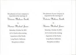 exles of wedding invitations wedding invitations exles of wedding invitation cards