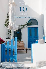 Best Air Bnbs by Top 10 Listings On Airbnb Santorini Escape Button