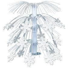 Frise Reine Des Neiges by Cascade De Table Flocons De Neige Pour L U0027anniversaire De Votre