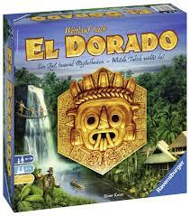 Exklusive B Om El Ravensburger 26720 Wettlauf Nach El Dorado Familienspiel Amazon
