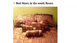 craigslist ad offers bronx bedroom for 100 a week if you don t image png