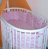 Stokke Bedding Set Oh Petit Bébé Custom Bedding For Stokke Minis And Cribs