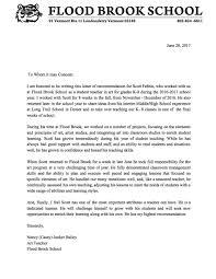 art recommendation letter images letter samples format