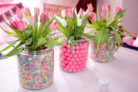 Handmade Easter Table Decorations by Diy Baby Shower Table Decorations Pinterest Archives Baby Shower Diy