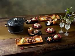 cuisiner les c鑵es 面白日本 和風的le creuset 可惜又是日本限定 110658 癮科技