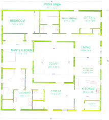 large home plans center courtyard house plans with 2831 square this is one
