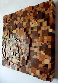 wood artwork for walls 17
