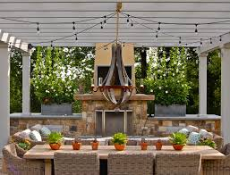 contemporary outdoor lighting patio contemporary with covered