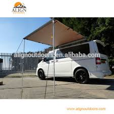 Rv Retractable Awnings 4x4 Car Side Rv Awning 4wd Aluminum Pole Oxford Canvas Retractable
