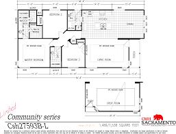 eco series manufactured home double wide homes el dorado homes