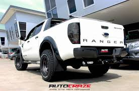Ford Ranger Trophy Truck Kit - 4wd wheel and tyre packages toughest 4x4 rims and tyres