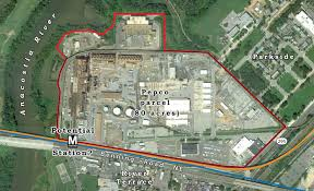 Fort Benning Map Pepco Benning Road Site Is Perfect For The Nfl Or Fbi U2013 Greater