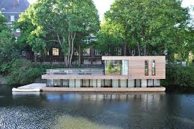 Friday Floatwing by 10 Modern Floating Homes That Offer An Aquatic Lifestyle Dwell