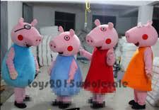 Peppa Pig Halloween Costume Peppa Pig George Costume Ebay